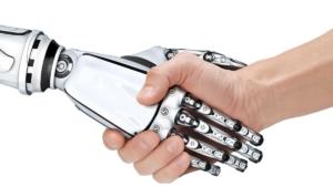 رابطه نسان و ربات
