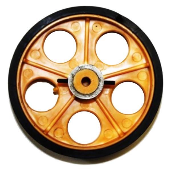 چرخ 5 سانتی با بوش فلزی