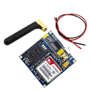 ماژول GSM/GPRS SIM900 با آنتن
