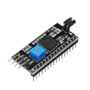 ماژول I2C نمایشگر کاراکتری 2×16