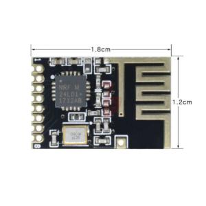 برد SMD ماژول NRF24L01