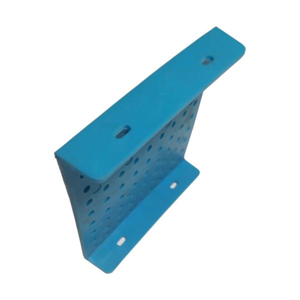 سازه مکانیکی پلاستیکی شاسی دو لبه ساده