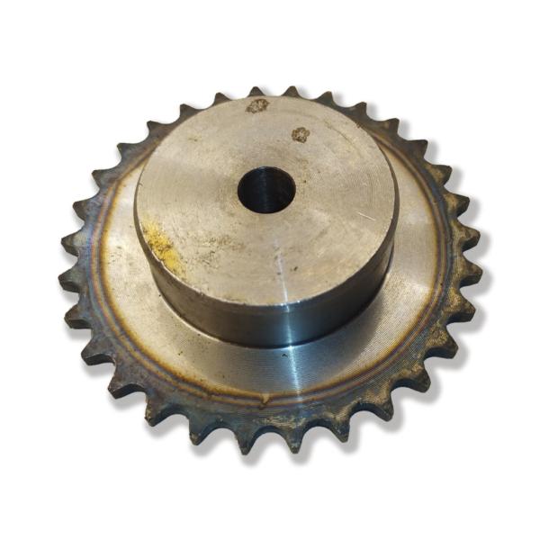 چرخ زنجیر فلنچ دار 30 دندانه سایز 06
