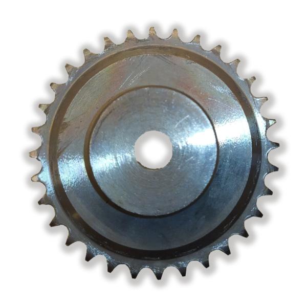 چرخ زنجیر فلنچ دار 32 دندانه سایز 04