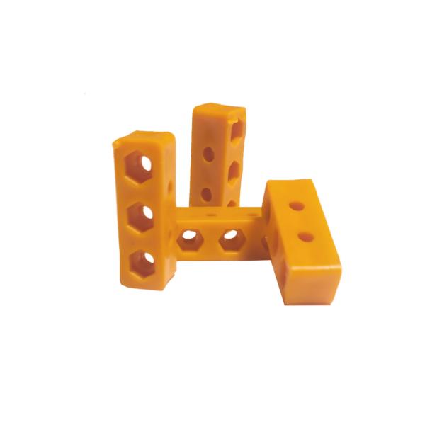 سازه مکانیکی پلاستیکی i3 (بسته ده تایی)