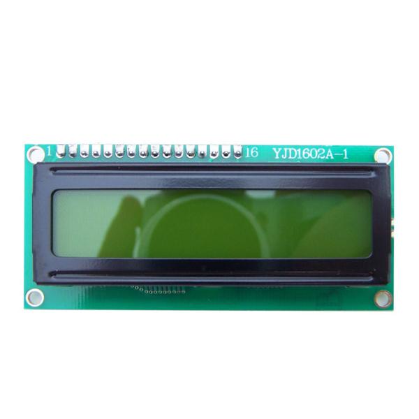 LCD کاراکتری 16*2