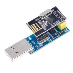 ماژول تبدیل USB به +NRF24L01