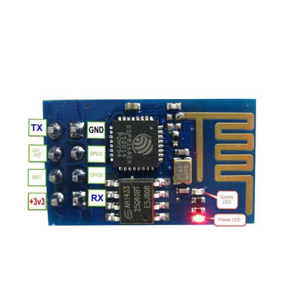 ماژول WIFI ESP8266 ورژن 1