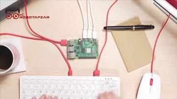 معرفی Respberry Pi 4 رزبری پای 4